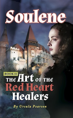 Soulene Book II: Art of the Red Heart Healers